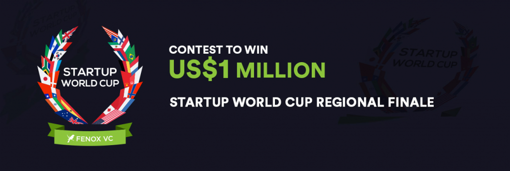 Startup World Cup 2019: Compete for a $1 million grand prize!